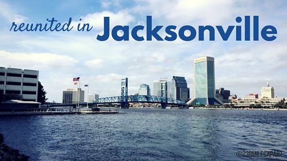 Reunited in Jacksonville