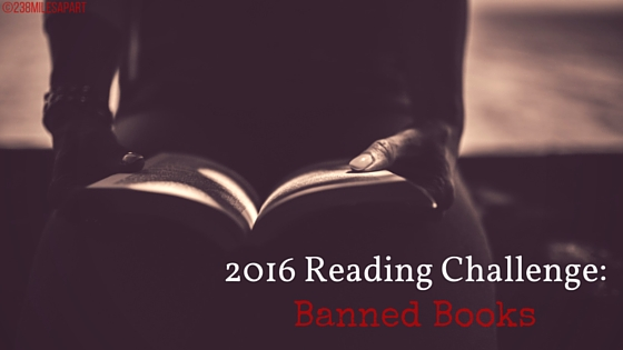 2016 Reading Challenge- Banned Books